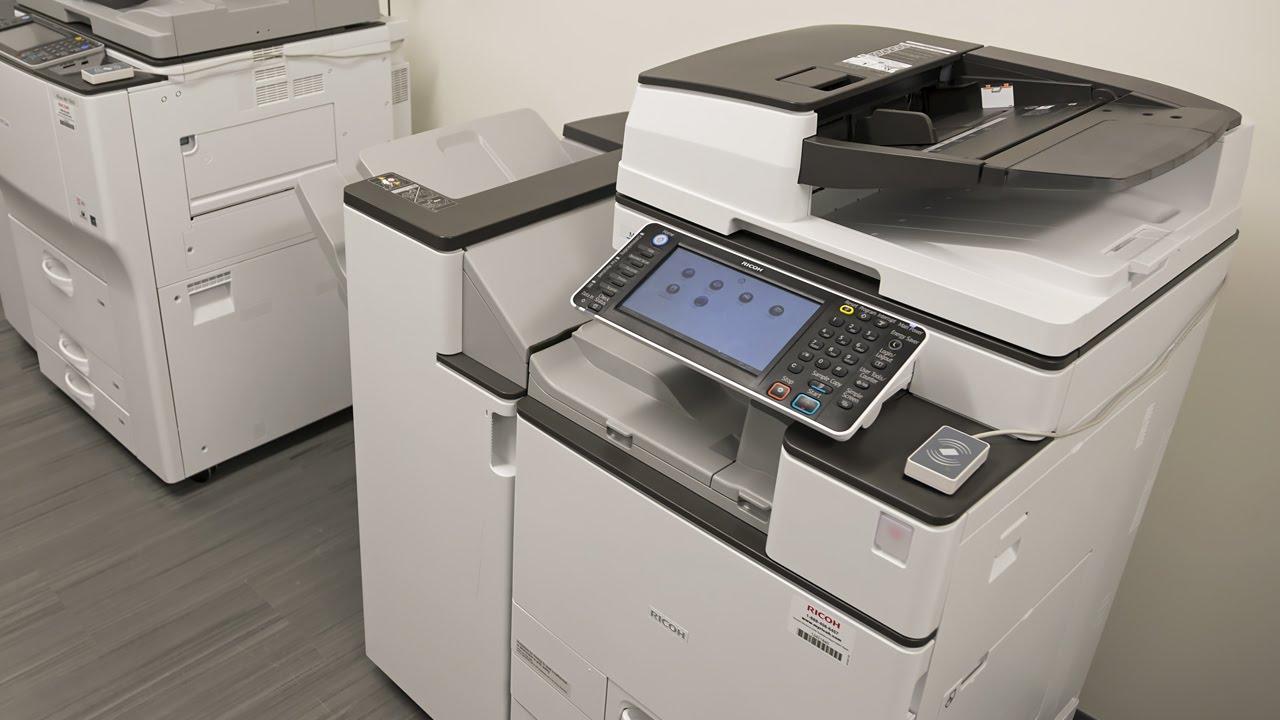 Ricoh printer repairs